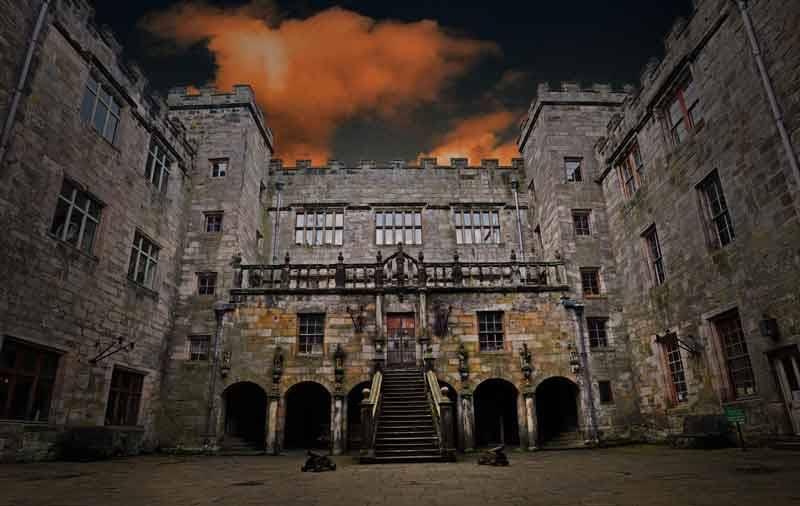 Chillingham castle Lost Escape Room Milano