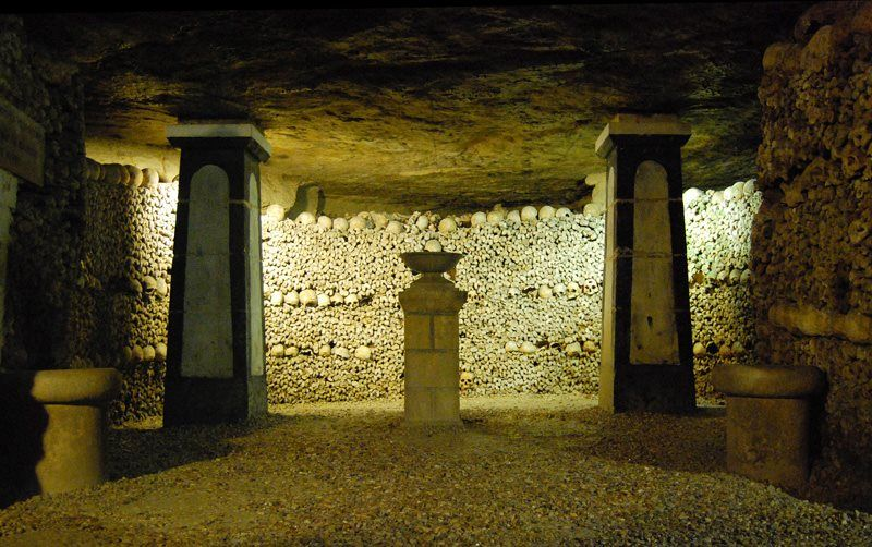 Catacombe di Parigi | Lost Escape Room Milano