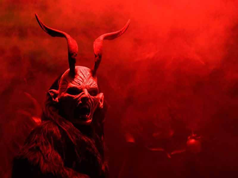 Krampus | Lost Escape Room Milano