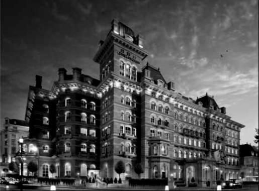 Langham Hotel Lost Escape Room Milano